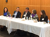 "In the  ""Liberal arts to Business"" alumni panel, Northwestern alumni share with students how their WCAS degree prepared them for a variety of careers in business."